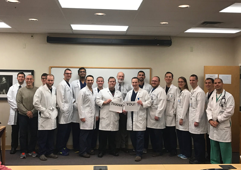 EM Residency - Arnot Ogden Medical Center Residency